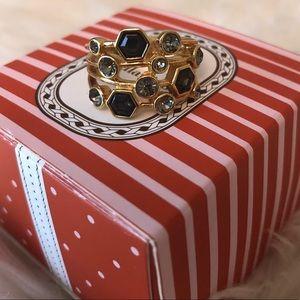 Stella & Dot Stackable Gem Ring Size 8